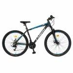 Bicicleta MTB-HT Montana 27.5 inch Carpat CSC27/99A negru/albastru/alb