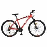 Bicicleta MTB-HT Montana 27.5 inch Carpat CSC27/99A rosu/negru/alb