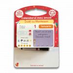Calendarul meu anual Invat cu Montessori de la 3 la 6 ani