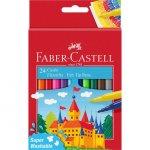 Carioca 2021 Faber-Castell 12 culori