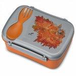 Caserola cu pastila racire Wisdom N Ice Box portocaliu