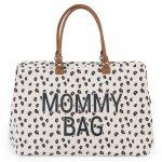Geanta de infasat Childhome Mommy Bag Leopard