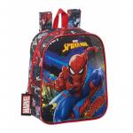 Ghiozdan gradinita SpiderMan Go Hero