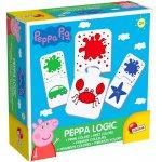 Joc Invatam primele culori cu Peppa Pig