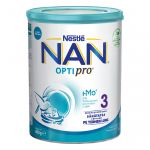 Formula de lapte de continuare Nan 3 Comfortis 1-2 ani, 800g, Nestle