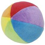 Mingiuta curcubeu zornaitoare din textil