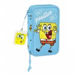 Penar dublu echipat SpongeBob Positive Vibes