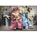 Puzzle Castorland First Love 1000 piese