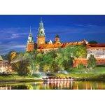 Puzzle Castorland Wawel Castle Poland 1000 piese