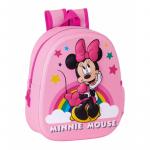Rucsac 3D Minnie Mouse
