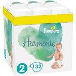 Scutece Pampers Harmonie XXL Box Marimea 2, 4-8 kg 132 buc