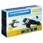 Set de construit Clicformers Mini Animal Set 30 piese