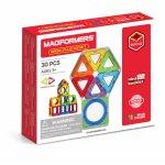 Set magnetic de construit Magformers Basic Plus 30 set