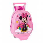 Troler gradinita Minnie Mouse