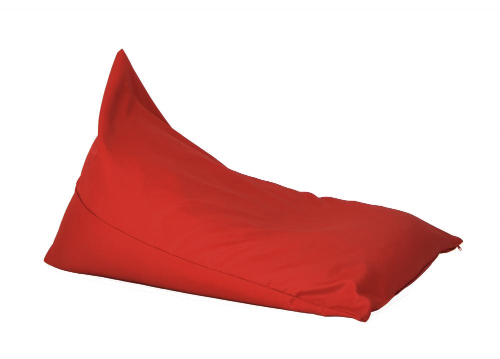Fotoliu Sac Pufrelax Kudos Teteron Red Pretabil Si La Exterior Umplut Cu Perle Polistiren