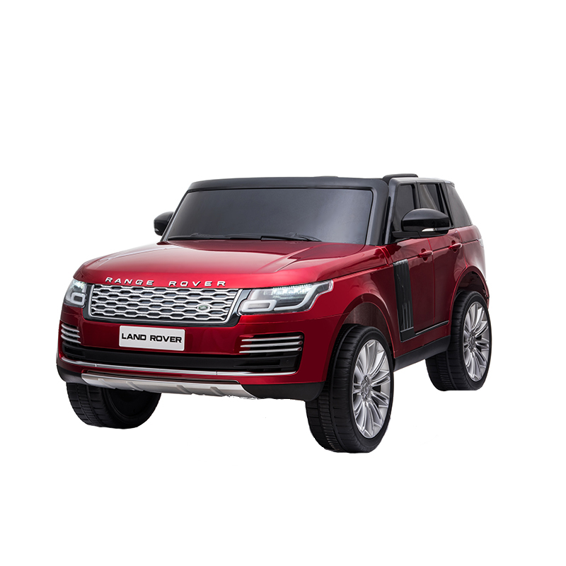 Masinuta electrica Range Rover Vogue 12V Limited Edition Painted Red Wine - 2
