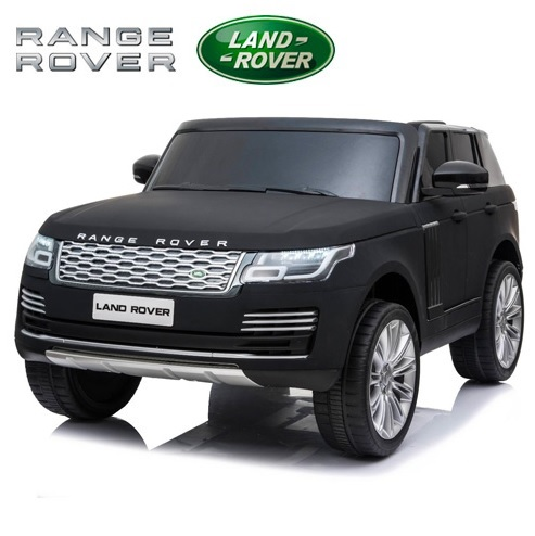 Masinuta electrica Range Rover Vogue Editie Limitata Matt Black