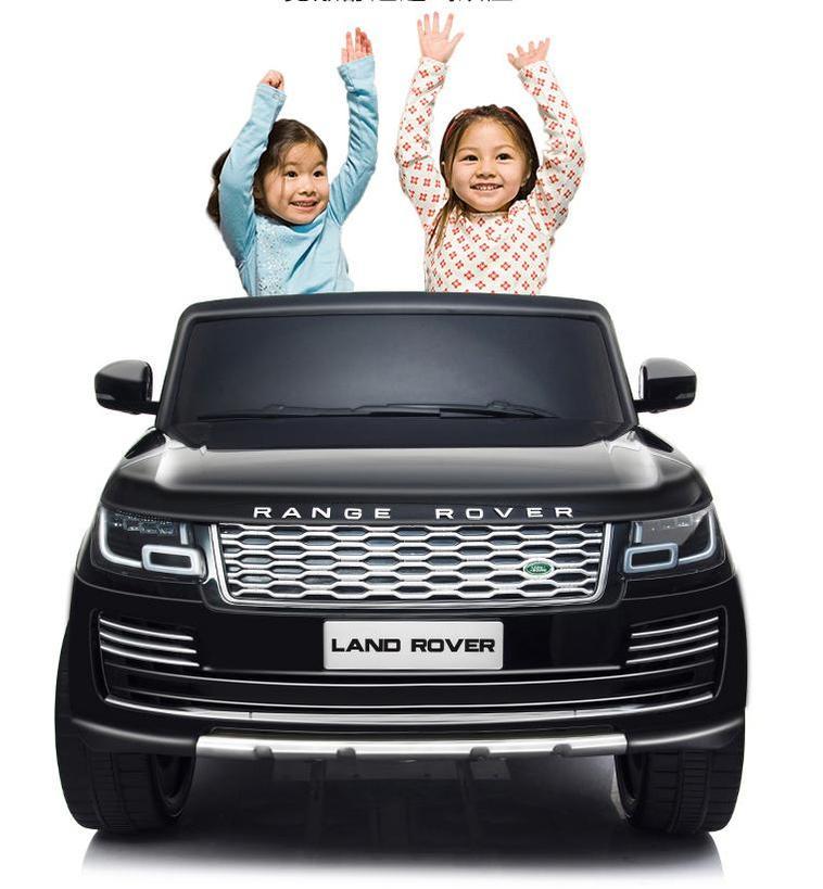 Masinuta electrica Range Rover Vogue Editie Limitata Matt Black - 2