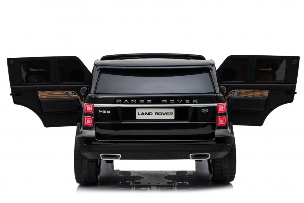 Masinuta electrica Range Rover Vogue Editie Limitata Matt Black - 3