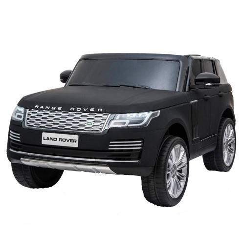 Masinuta electrica Range Rover Vogue Editie Limitata Matt Black - 5