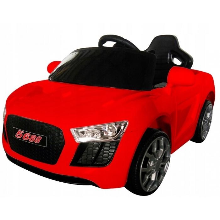 Masinuta electrica cu telecomanda Cabrio AA4 R-Sport rosu - 1
