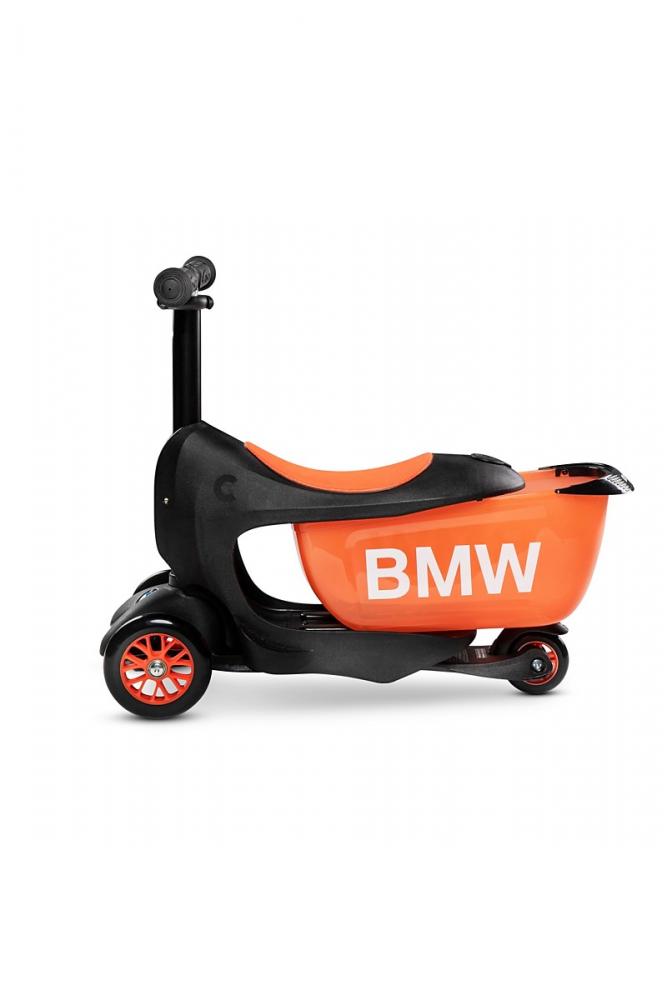 Micro X BMW Kids BlackOrange