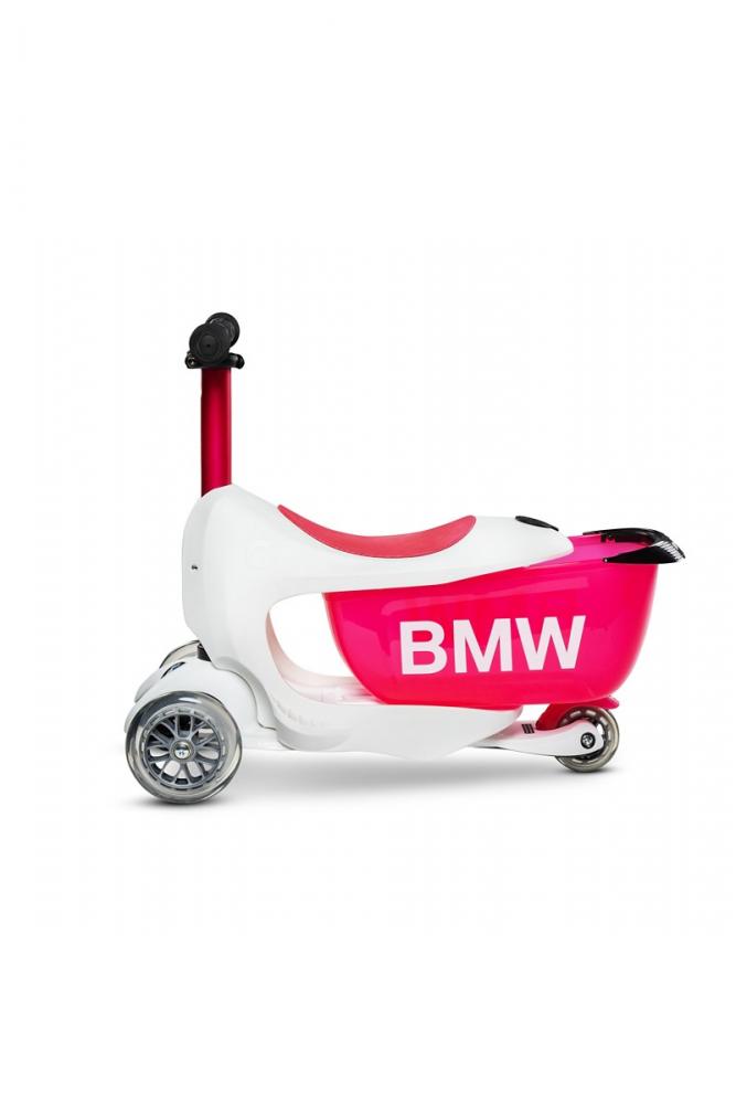 Micro X BMW Kids WhiteRaspberry