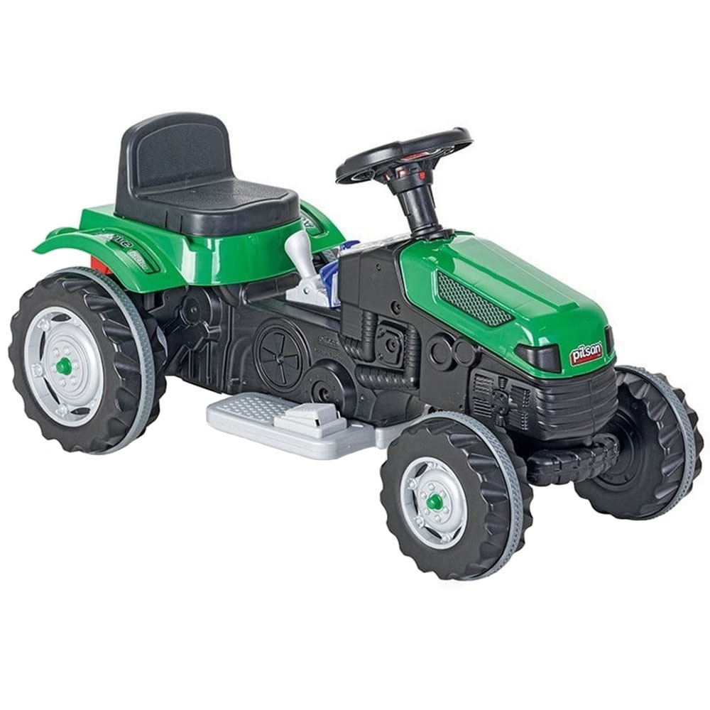 Tractor electric Pilsan Active 05-116 green - 3