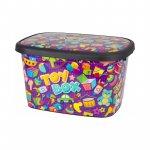 Cutie depozitare pentru copii 50 litri Toy Box