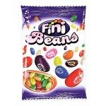 Drajeuri gumate Fini Jelly Beans fara gluten 0% grasimi 90g