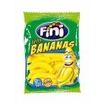 Jeleuri gumate Fini cu aroma de banane 0% grasimi fara gluten 100g