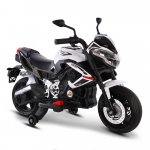 Motocicleta electrica cu doua motoare Nichiduta Moto Speed White