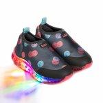 Pantofi sport led Bibi Roller Celebration Graphite 27 EU