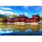 Puzzle Bluebird Byodo-In Temple 1000 piese