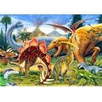 Puzzle Bluebird Dinosaurs 100 piese