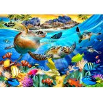 Puzzle Bluebird Turtle Beach 1000 piese