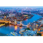 Puzzle Castorland Aerial View of London 1000 piese