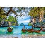 Puzzle Castorland Beautiful Bay in Thailand 1500 piese