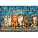 Puzzle Castorland  Cat Aristocracy 500 piese