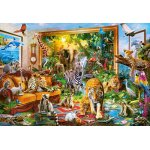 Puzzle Castorland Coming to Room 1000 piese