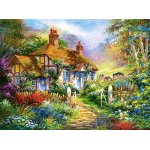 Puzzle Castorland Forest Cottage 3000 piese