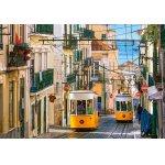 Puzzle Castorland Lisbon Trams Portugal 1000 piese