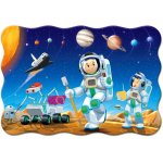Puzzle Castorland On another planet 20 piese maxi