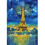 Puzzle Castorland Paris Celebration 1500 piese