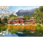 Puzzle Castorland Replica of the Old Byodoin Temple 1000 piese