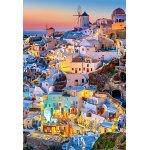 Puzzle Castorland Santorini Lights 1000 piese