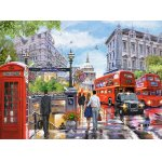 Puzzle Castorland Spring in London 2000 piese