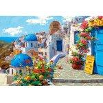 Puzzle Castorland Spring in Santorini 2000 piese