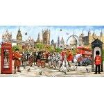 Puzzle panoramic Castorland Pride of London 4000 piese