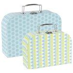 Set 2 valize pentru copii joc de rol